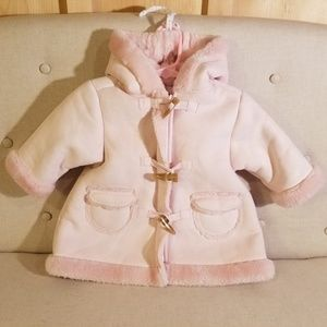 Baby luxuries winter coat by Children's place